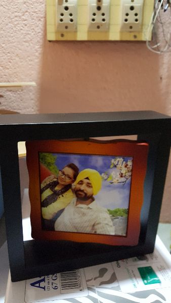 Hardboard Photo Frame 02