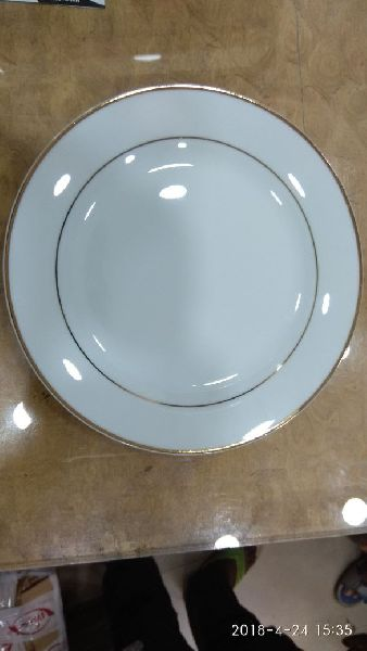 Ceramic Promotional Plate 04