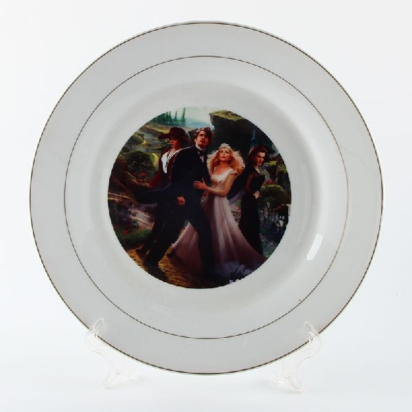 Ceramic Promotional Plate 05