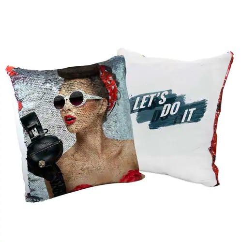 Sublimation Magic Cushion