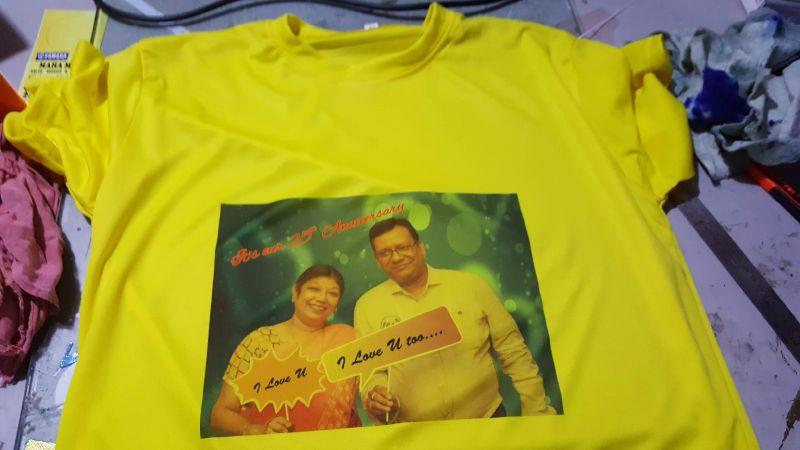 Sublimation T-Shirt 03
