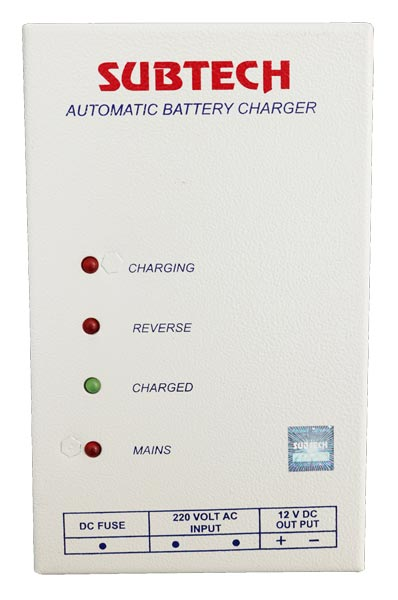 Automatic Battery Charger 01