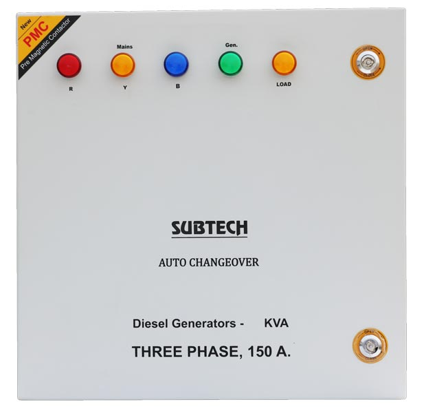 Automatic Changeover Switch 01