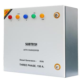 Automatic Changeover Switch 02
