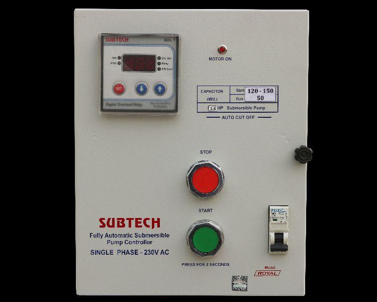 Phase Motor Starter Start Stop Switch