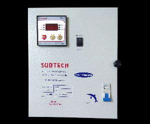 Single Phase Motor Starter Control Panel Manufacturer Supplier in