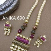 Artificial Necklace Sets 01