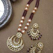 Artificial Necklace Sets 05
