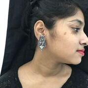 Ethnic Earrings 12