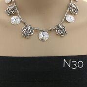 Ethnic Necklace 05