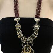 Ethnic Necklace 07