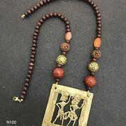 Ethnic Necklace 43