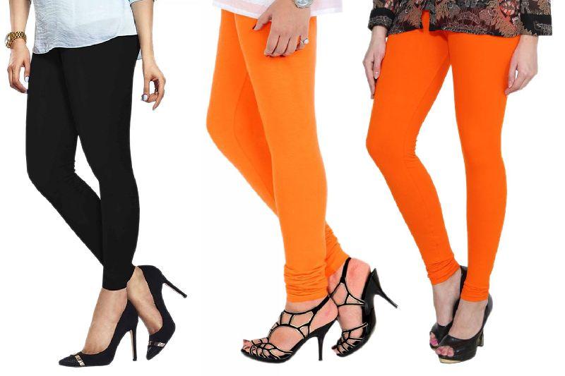 Plain Leggings 11