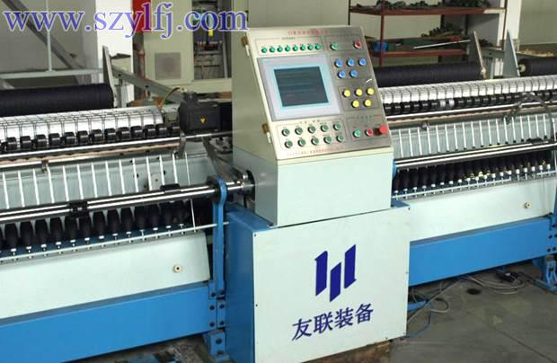 Servo Controlled Tangential Belt Mule Spinning Machine YZJ-1