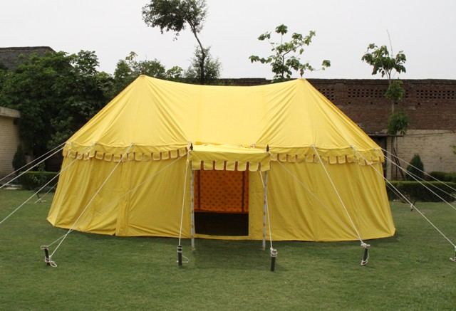 Oval Tents