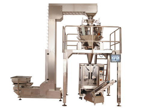 Pulses Packaging Machine 01
