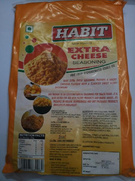 Habit Cheese Powder Flavour 02