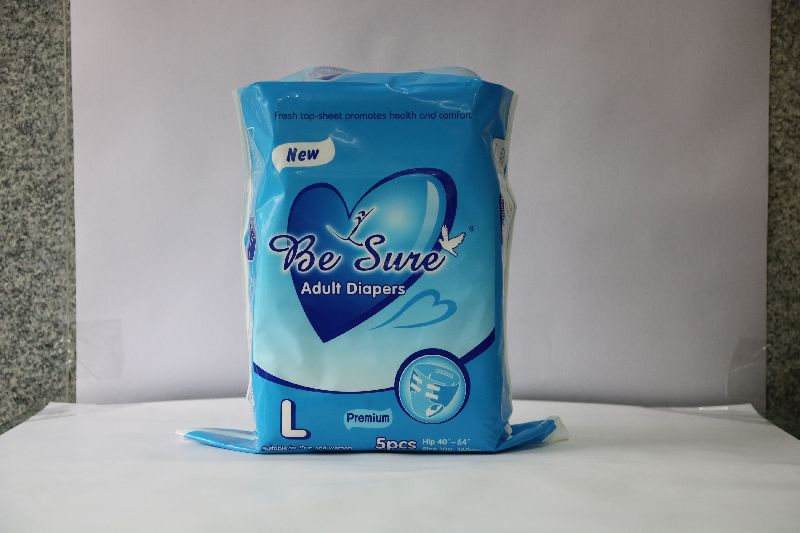 Be Sure Large Adult Diaper 01