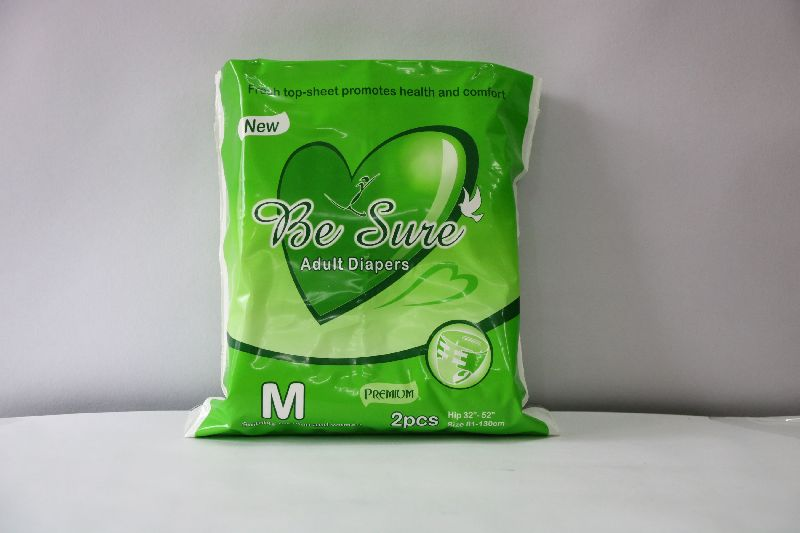 Be Sure Medium Adult Diaper 01