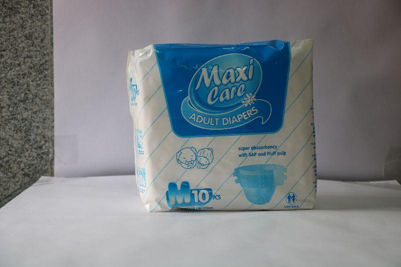 Maxi Care Adult Diapers Medium