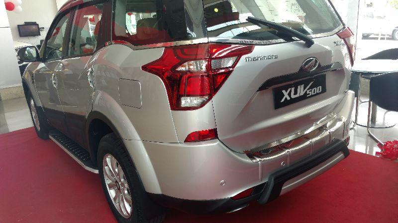 XUV 500 New Rear Bumper Guard