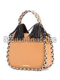 Braided Leather Handbags