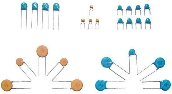 Metal Oxide Varistor 01