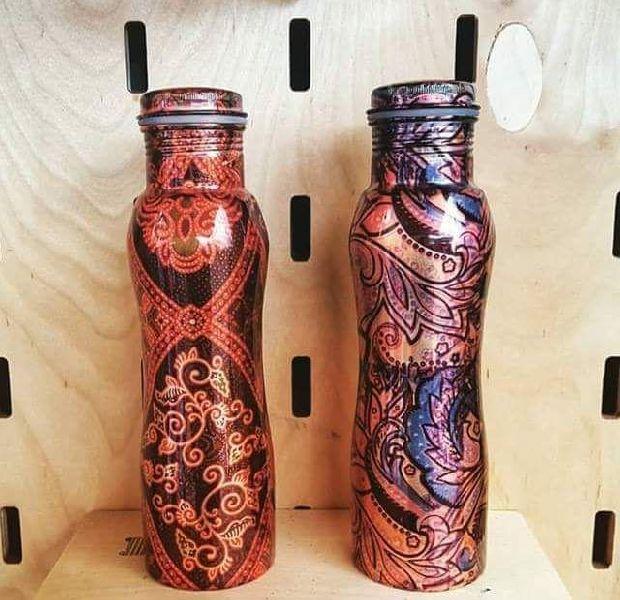 Copper Water Bottles 09