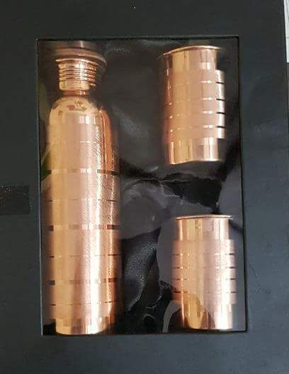 Copper Water Bottles 11