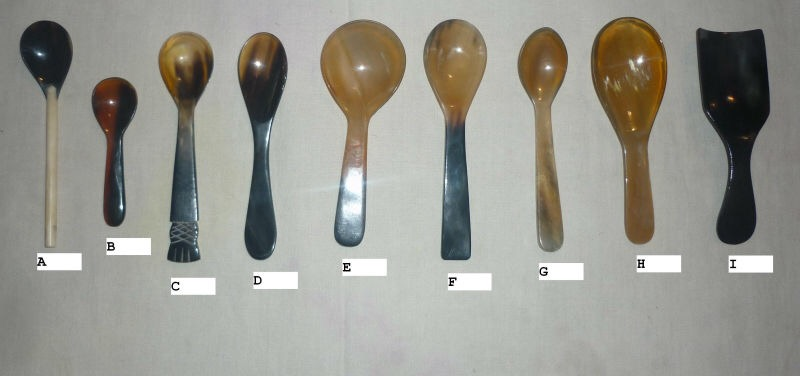 Horn Spoon And Fork 01