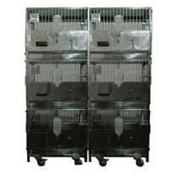 Stainless Steel Rabbit Cages