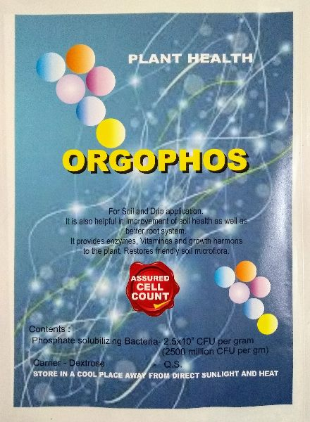 Orgophos Bio Fertilizer