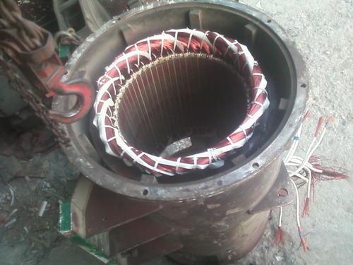 1250 KVA Alternator Stator Rewinding Services