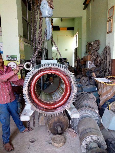 Crompton Motor Rewinding Services