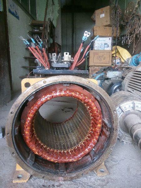 320 KVA CG Alternator Stator Rewinding Services