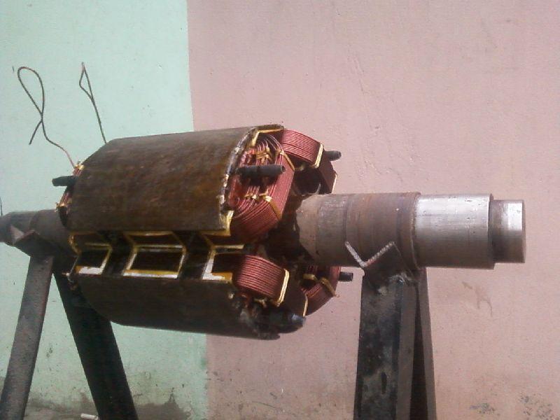 Stamford Rotor Alternator Rewinding Services