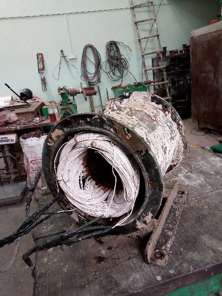 Submersible Pump Motor Rewinding Services