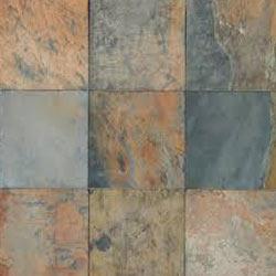 Rustic Multi Slate Floor Tiles