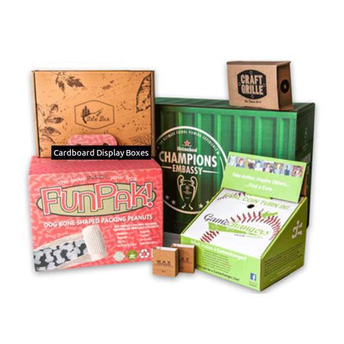Cardboard Display Box 02
