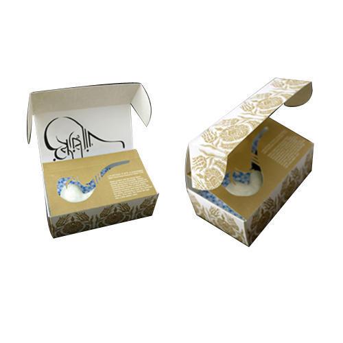 Die Cut Packaging Box 01