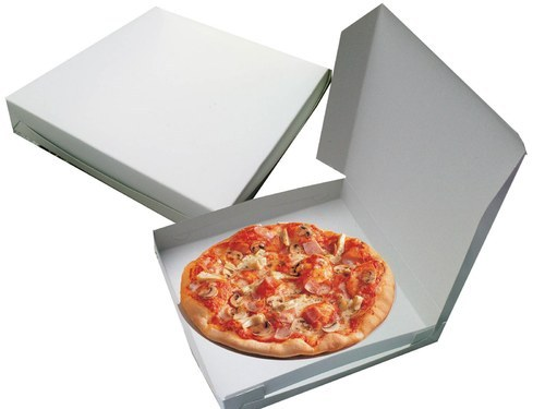 Pizza Packaging Box 01