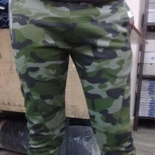 Mens Army Print Lower
