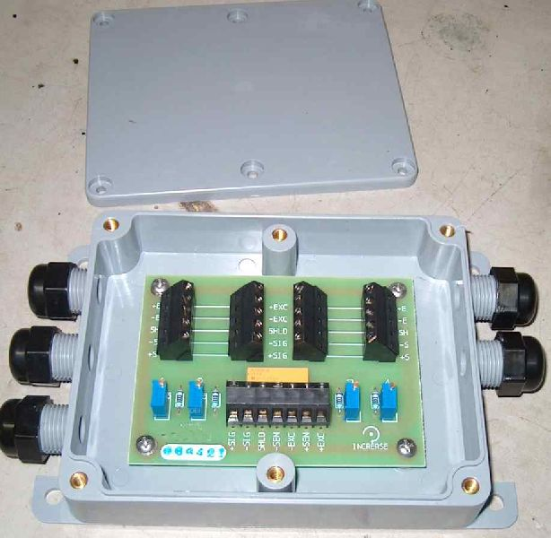 Stainless Steel Scale Junction Box