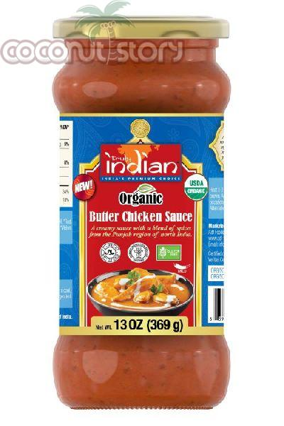 Organic Butter Chicken Sauce