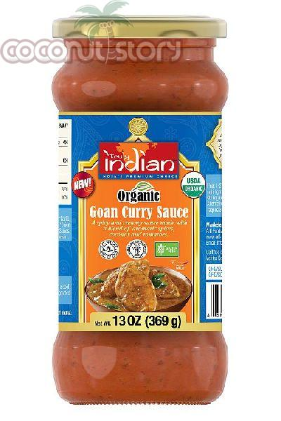 Organic Goan Curry Sauce