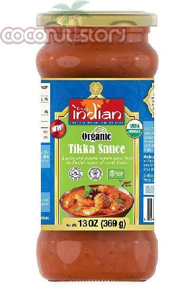 Organic Tikka Sauce