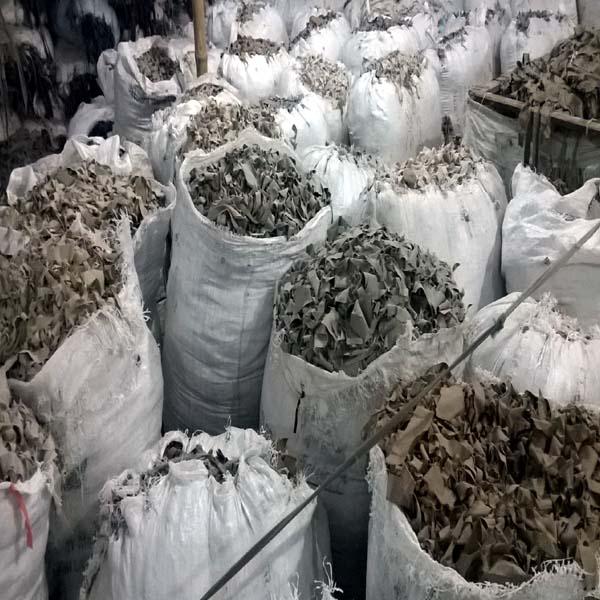 Gabardine Fabric Waste Clips