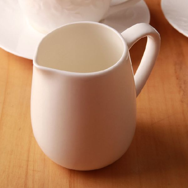 Bone China Milk Pots