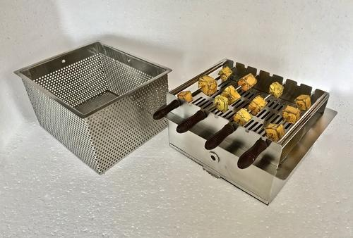 Stainless Steel Griller 01