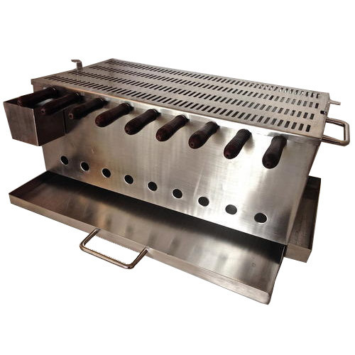 Stainless Steel Griller 04